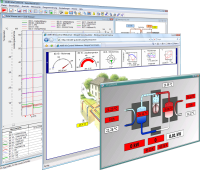AMR WinControl has a variety of evaluation and visualization capabilities